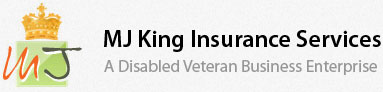 MJ King Insurance Services - A Disabled Veteran Business Enterprise